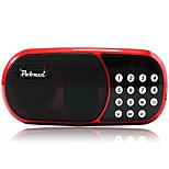 Mini Radio Lossless Music Player Card Radio Car Audio