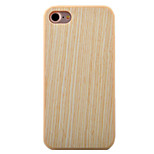 For iPhone 7 Case / iPhone 7 Plus Case IMD Case Back Cover Case Wood Grain Hard Wooden Apple iPhone 7 Plus / iPhone 7