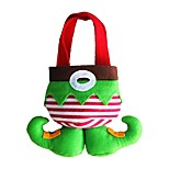 New Santa Elf Candy Bags Gift Holder Christmas Tree Decoration Party Home Decor New Year Gifts Present