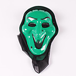 (Pattern is Random)1PC Halloween Mask Masquerade Party  Scream Vampire Mask Skeleton Ghost