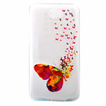 Nabi Pattern Painted TPU Material Phone Case for Hawei Y5II  Y6 II