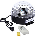 YouOKLight RGB 18W Bluetooth LED Disco Ball Light EU Plug&US Plug AC100-240V