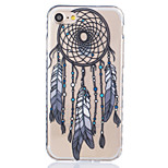 Dream Catcher Pattern Tpu Material Highly Transparent Phone Case For iPhone 7 7 Plus 6s 6 Plus SE 5s 5