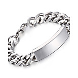 Kalen New Link Chain Bracelets 316L Stainless Steel Jewelry High Polished Hand Chain Cheap Men's Accessory Cool Gift