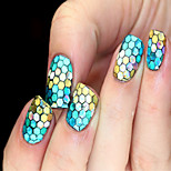 12 Color Suit Fashion Sexy Glitter Nail Nails Colour And Lustre Is Persistent 12Pcs/Set