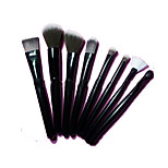 8pcs Makeup Brushes Set The Persian Wool Portable Wood Face G.R.C
