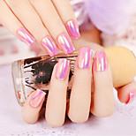 24PCS/SET  Nail Strips Multiple Reflections Cellophane Effect Sweet Vogue