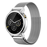Milanese Magnetic Loop Stainless Steel Band for Men's 42mm MOTO 360 2nd Watch
