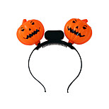 1PC Halloween Pumpkin  Head Buckle Costume Party Props
