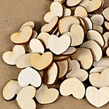 Wood / Eco-friendly Material Wedding Decorations-100Piece/Set Spring / Summer / Fall / Winter Non-personalized