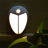 koonsled Wireless Others Motion Sensor Cartoon Nightlight Beatles Battery-Powered  Can Stick to Anywhere Only Work in Dark Area Blanco