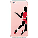 Football Star Pattern Cartoon PC Hard Case For Apple iPhone 6s Plus 6 Plus iPhone 6s 6 iPhone SE 5s 5