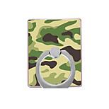 Supporto per cellulare Da scrivania / All'aperto Supporto ad anello / Rotazione a 360° Plastica for Cellulare