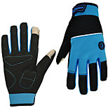 Sports Gloves Cycling Bike Full-finger Gloves  Winter Gloves UnisexAnti-skidding  Keep Warm  Wearable  Breathable