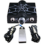 solong tattoo Power Supply Foot Pedal Clip Cord P119
