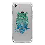 Green Owl TPU Case For Iphone 7 7Plus 6S/6  6Plus/6S Plus