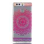 For Huawei P9 P9 Lite P8 Lite Fallen Sunflower Pattern High Permeability TPU Material Phone Case