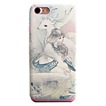 Deer Pattern TPU Silk Material Pattern of Paste Skin Phone Case For iPhone 7 7 Plus