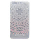 Pink Sunflower Pattern High Permeability TPU Material Phone Shell For Wiko Lenny 2 Lenny 3 Pulp Fab 4G