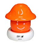 LED421 Energy-Saving Creative Mushrooms Xiaoye Deng Plug Electric Headlights Cute Creative Baby Sleep Lights