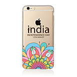 Mandala Pattern TPU Soft Case Cover for Apple iPhone 7 7 Plus iPhone 6 6 Plus iPhone 5 5C iPhone 4
