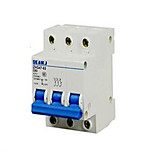 alhainen - jännite sähkölaitteet automaattivaroketta dz47-63c63 3p pieni ilman kytkintä