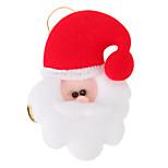 Santa Claus Bell Pendant