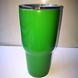 Rambler 30oz Green Stainless Steel Tumbler Insulated Coffice Mug Cup