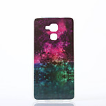 Starry Sky Pattern TPU IMD Soft Case for Huawei Honor 7 5C 5X 4A V8 Y560