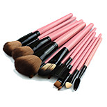 15 Blush Brush / Eyeshadow Brush / Brow Brush / Eyeliner Brush Others Professional / Travel / Full Coverage Plastic