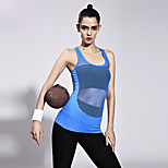 Yoga Tops Breathable / Soft Stretchy Sports Wear Yoga / Pilates Women's