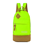 12L L Shoulder Bag / Daypack / Backpack Camping & Hiking / Cycling/Bike Outdoor / Performance / Leisure Sports MultifunctionalGreen / Red