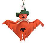 1pc muñeca de Halloween fantasma frecuentado halloween adornos de las casas