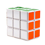 Shengshou Magic Cube 2*3*3 Speed Smooth Speed Cube Black / White Smooth Sticker Feng Adjustable spring ABS Toys