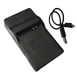 10A Micro USB Mobile Camera Battery Charger for Samsung SLB-10A 11A Canon NB-6L Panasonic BCM13E BCL7E
