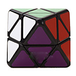 LanLan Magic Cube Octahedron Speed Smooth Speed Cube Black Smooth Sticker / Anti-pop ABS Toys