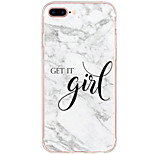 Marble Pattern Case Back Cover PC Hard For iPhone 6s Plus 6 Plus iPhone 6s 6 iPhone SE 5s 5