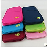 Travel Passport Holder & ID Holder Waterproof / Dust Proof / Portable Travel Storage PU Leather Oxford cloth multi-function