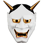 Halloween Masks / Masquerade Masks Ghost Holiday Supplies Masquerade / Halloween 1PCS (2 Color Choose)