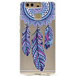 Wind Chimes Pattern High Permeability TPU Material Phone case forHuawei P9 Lite P9 P9 Plus  P8 Lite Honor V8  Honor 8