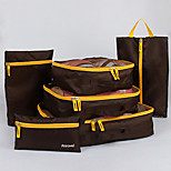 Travel Travel Bag / Luggage Organizer / Packing Organizer / Packing Cubes Travel Storage Net Fabric
