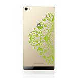 For Translucent  Pattern Case Back Cover Case Mandala Soft TPU Huawei Huawei P9 Huawei P9 Lite Huawei P8 Huawei P8 Lite