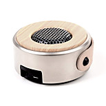 RICHSO Turbocharged Resonance Subwoofer Mini Bluetooth Speaker with Stereo FM AUX Built in Mic / USB / TF