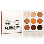 JENNER COSMETICS KYSHADOW KIT EYESHADOW PALETTE THE BRONZE PALETTE NEW