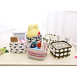 Polka Dot Originality Home Furnishing Toys sundries Storage Finishing Boxs