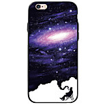 Scenery Starry Sky Pattern Acrylic&TPU Soft Case Back Cover For iPhone 6s Plus 6 Plus iPhone 6s 6 iPhone SE 5s 5