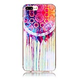 Pigment Rain Pattern HD Painted TPU Material Phone Shell For iPhone 7 7 Plus 6s 6 Plus