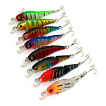 1 pcs Fishing Lures Vibration/VIB Random Colors 7.4 g Ounce mm inch,Hard Plastic Bait Casting