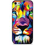 Para Funda iPhone 7 / Funda iPhone 6 / Funda iPhone 5 Ultrafina / Diseños Funda Cubierta Trasera Funda Animal Suave TPU AppleiPhone 7