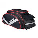 ROSWHEEL® Cykeltaske 13LTaske til bagagebæret/Cykeltaske / Skuldertaske Fugtsikker / Stødsikker / Påførelig CykeltaskePU / Læder / 600D